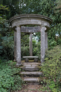 Garden temple folly