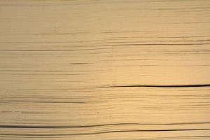 Bookblock texture