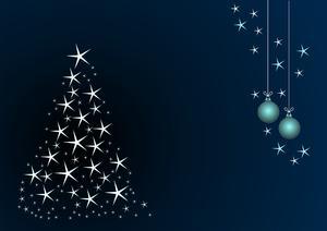 Christmastree stars
