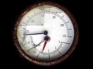 clock/barometer