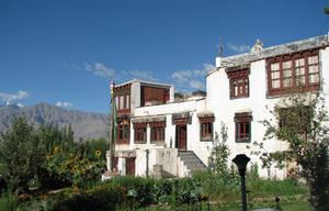 House in Ladakh