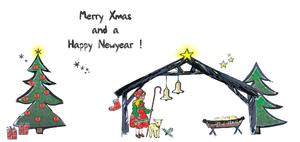 Christmas draw