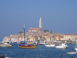 beauty of rovinj