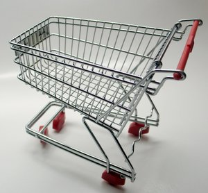 shopping cart 1