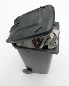 garbage bin 3