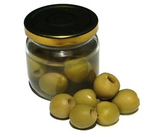 olives jar 1: none