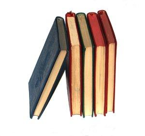 five books 1