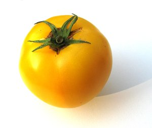 yellow tomato: none