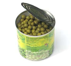 canned peas 1: none