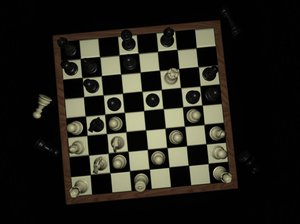 Chess 1: Chess Board