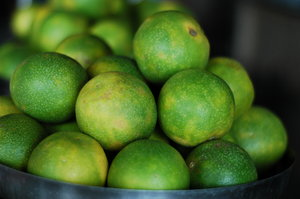 Green Sweetlimes