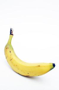 A banana.