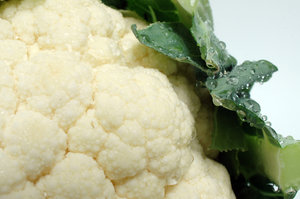 Cauliflower serie # 3 (detail)