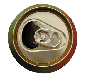 Used Beer Can