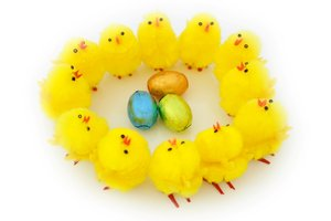 Easter Chick Ring