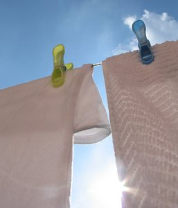 drying laundry 2