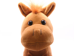 Plush Horsie 2