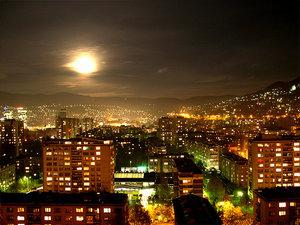 Night in Sarajevo #2