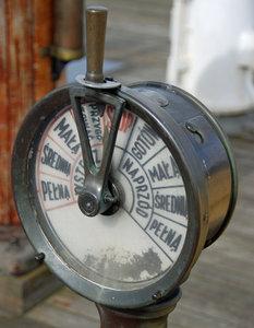 Engine room telegraph