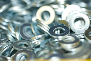 Gasket texture 1: Metal rings pattern