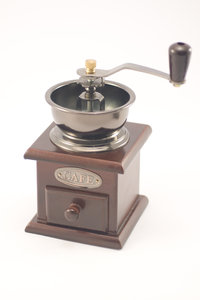 Coffee grinder 2: Vintage stylised coffee mill