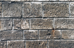 Medieval stone wall texture 5: Stone wall from middle ages, pattern
