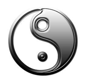 Yin Yang symbol 1