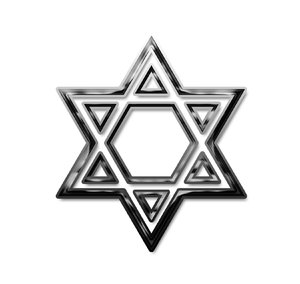 Star of David  6: The Star of David or Shield of David (Magen David in Hebrew) is a generally recognized symbol of