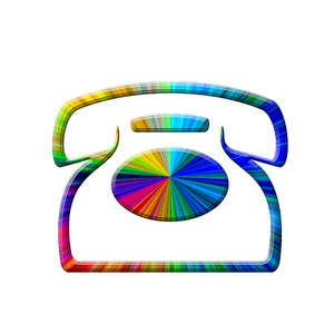 Telephone icon 5