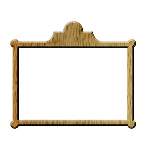 Rectangle picture frame 1