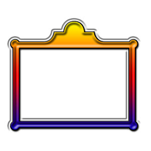 Rectangle picture frame 3