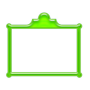 Rectangle picture frame 5