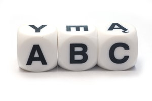 ABC on the dices 2