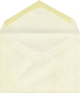 Old envelope 2