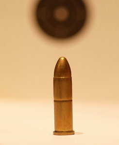 Bullet 3: Firearms ammunition
