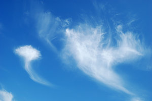 Cirrus clouds 2
