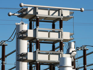 High Voltage 5: High Voltage power distribution equipment.