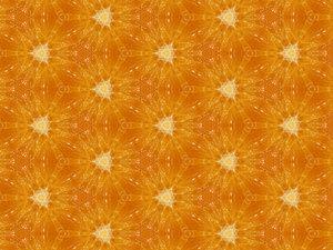 Orange Warp 2