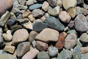 Stones on beach 1