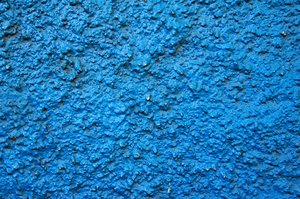 Free stock photos Rgbstock Free stock images Blue wall texture