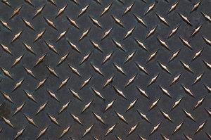 Brass Diamond Plate