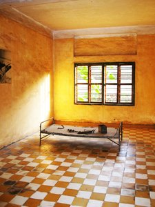 Khmer Rouge Torture Cell