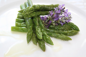 Summer Food: Asparagus