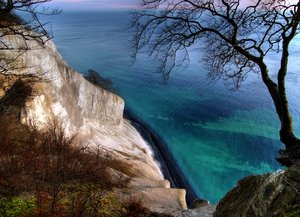 Cliff - HDR