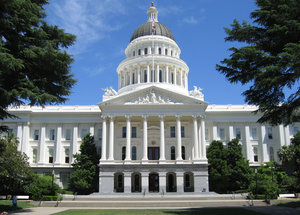 Sacramento town hall