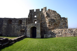 Warkworth Castle 7