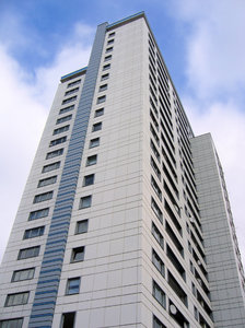 apartment skyscraper