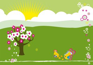 Colorful easter !: Colorful easter !