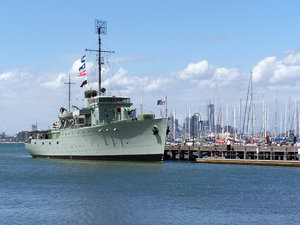 HMS Castlemaine: HMS Castlemaine