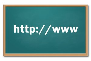 HTTP: online learning concept / internet concept image
